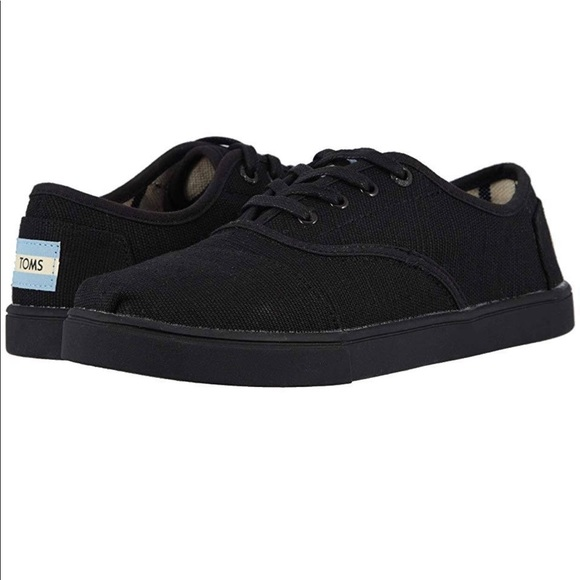Toms Shoes   Toms All Black Sneakers